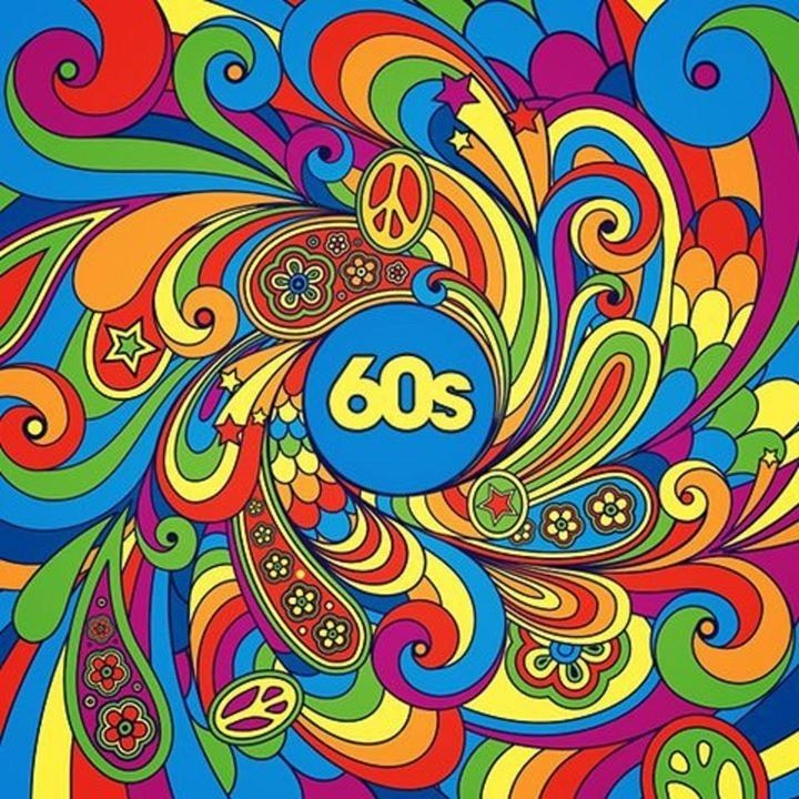 Flower Power Images 60s