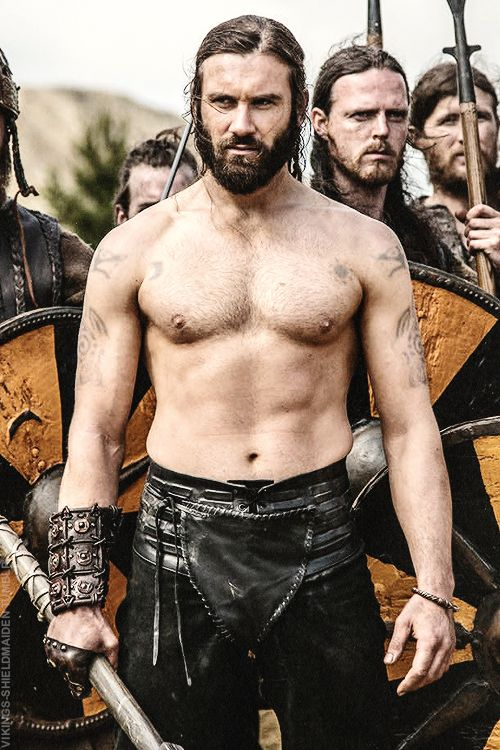 Rollo Lodbrok - Vikings Season 2