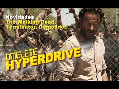 Exterminador do Futuro, Walking Dead, Demolidor | Novidades