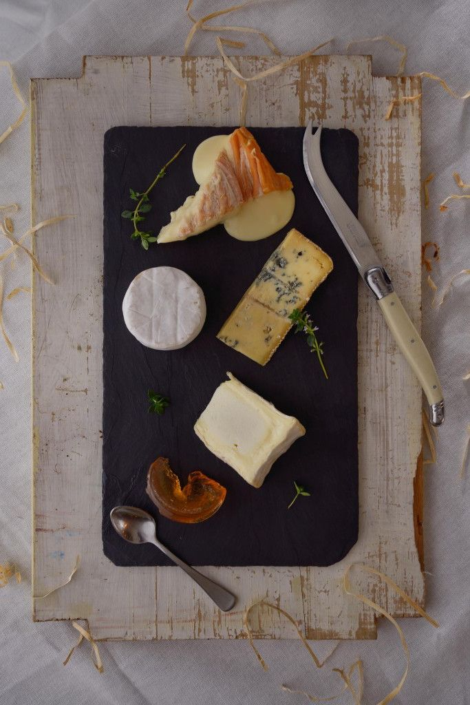 Four Cheeses from Milk the Cow