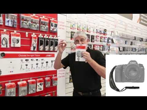 Joby Ultrafit Hand Strap & Ultra Plate   Cameras Direct Australia