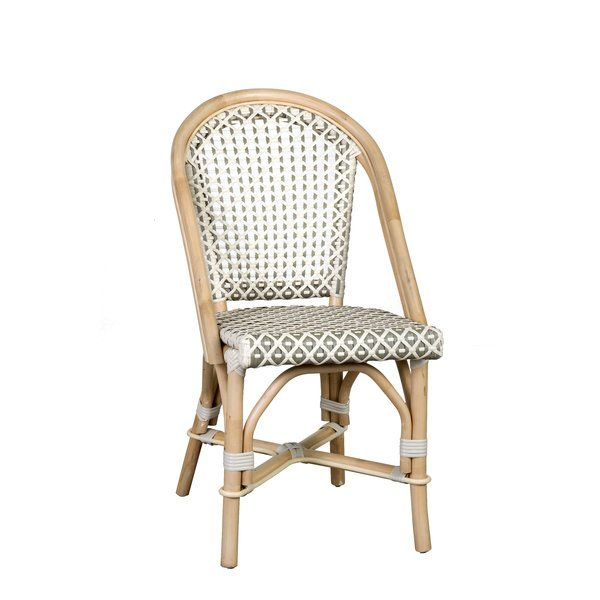 Fessler Patio Dining Chair Bistro Chairs Outdoor Outdoor Chairs