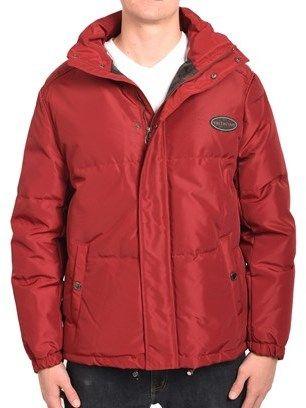 Valentino Men Parka Jacket Red.
