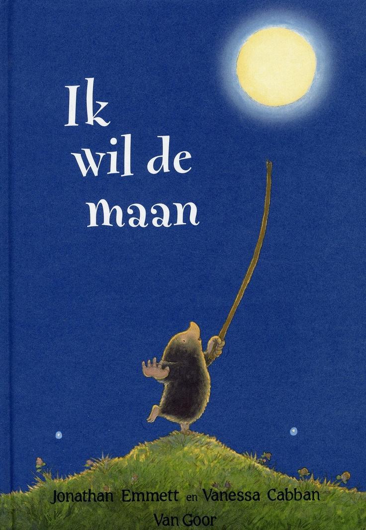 Ik wil de maan #kinderboek - Emmett & Cabban