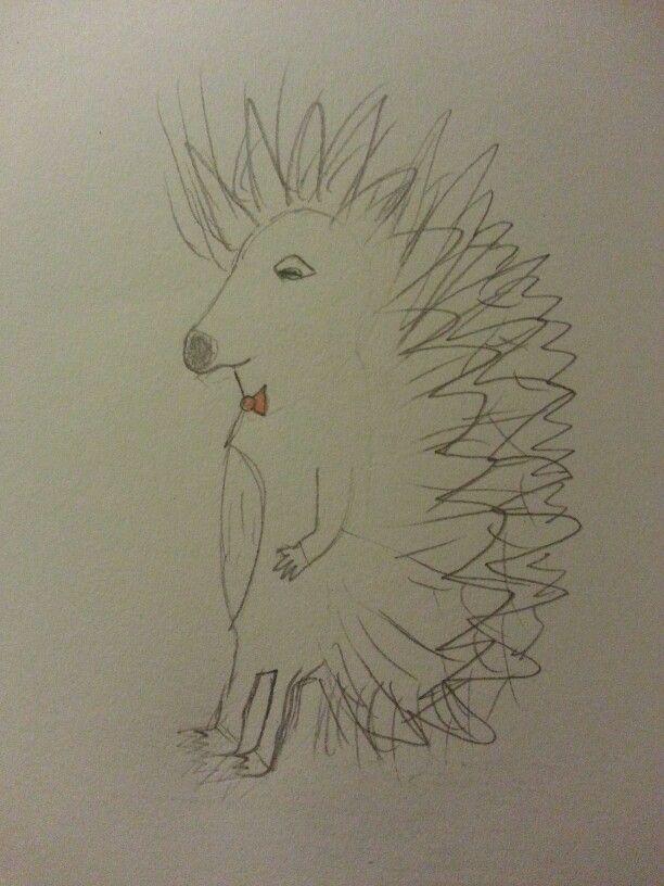 Hedgehog by Emily Christensen