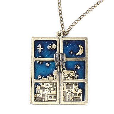 Повседневные - Ожерелья с подвесками ( Сплав/Стекло ) – RUB p. 415,35
