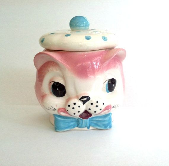 1950's Cookie Jars Entrancing 548 Best Vintage Cookie Jars Images On Pinterest  Vintage Cookies Decorating Design