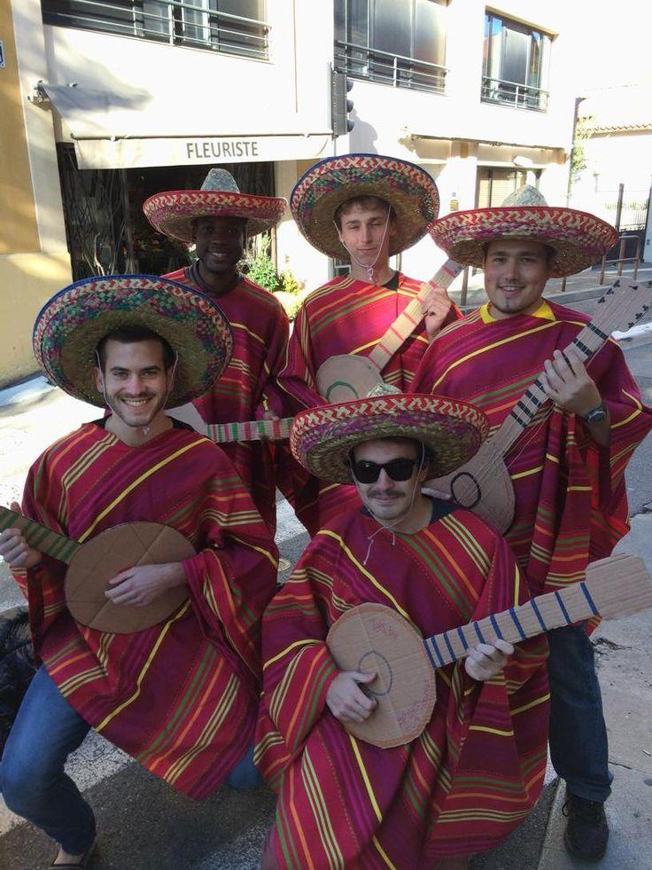 Départ imminent pour le Weekend d'intégration . Les mexicains vont mettre l'ambiance! #WEI #escaet