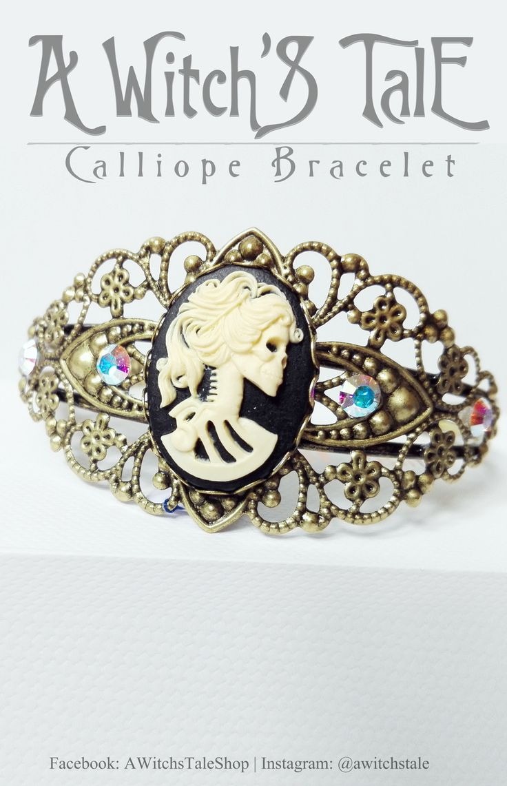 Calliope Bracelet by A Witch's Tale