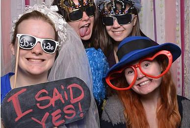 Free Photo Booth Pictures Four Frames photo booth will be on site Feb 7th dressing you up and makin' you laugh out loud with their outlandish photo booth props! They make a great addition to any wedding or engagement party!