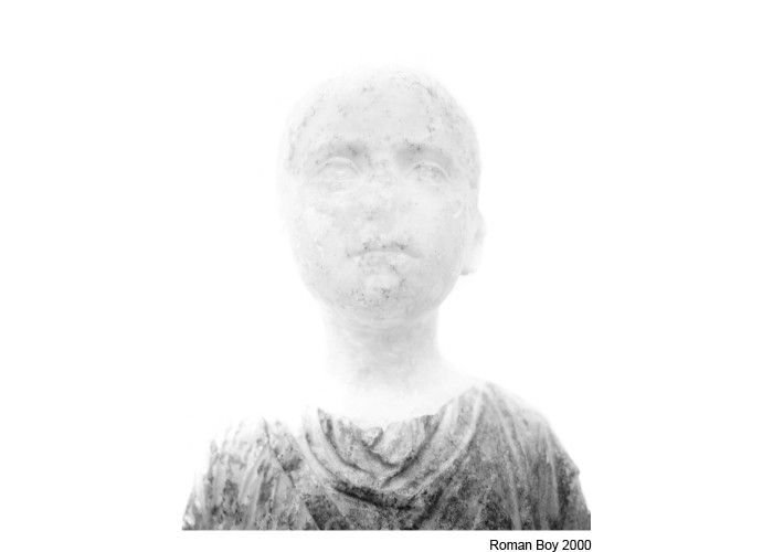 """Roman Boy"" by Mimmo Jodice ©"