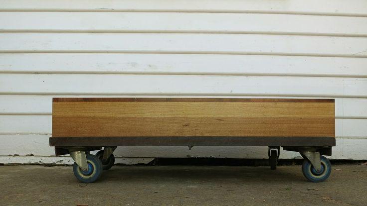 Coffee Table Trolley Cart  - $950 http://www.hutchinsonandcompany.com.au/item.htm?p=s&id=item013
