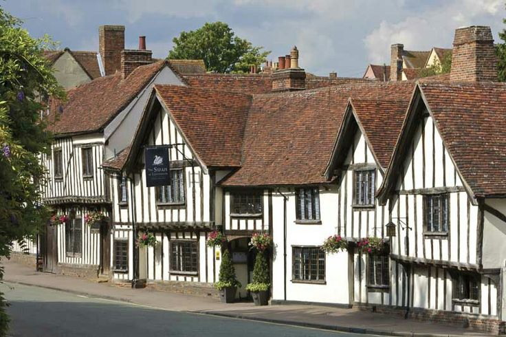 The Swan Hotel, Lavenham, Suffolk