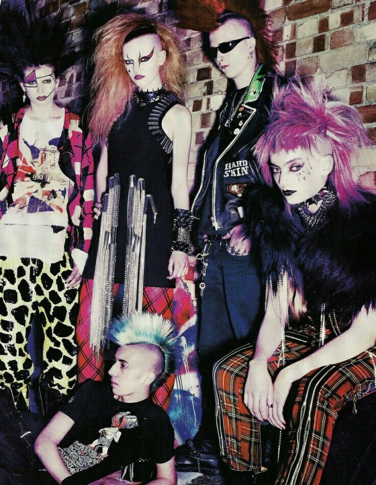 15 best punk images on pinterest ropa vieja goth girls and post punk Rock and fashion style originating in seattle