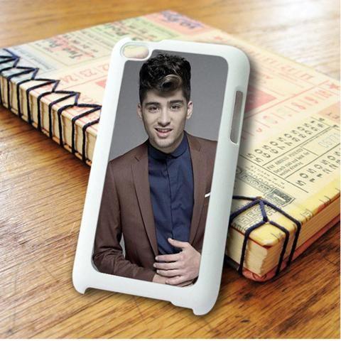 Zayn Malik 1d One Direction Boyband iPod 4 Touch Case