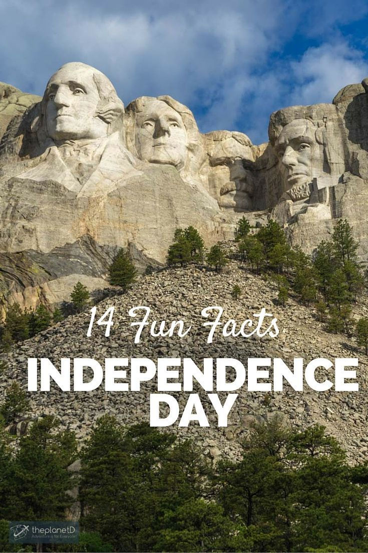 14 Fun Independence Day Facts to Celebrate July 4 - Hot dogs and fireworks may sound like strange things to mention, but after doing some research on Independence Day , we found out that hot dogs and fireworks have a lot to do with America's holiday. There are a lot of other quirky facts about July 4th as well. Check them out | The Planet D Adventure Travel Blog