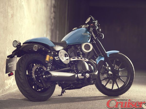 Yamaha releases Yard Built inspired XV950 Racer with timeless cafe styling and a…