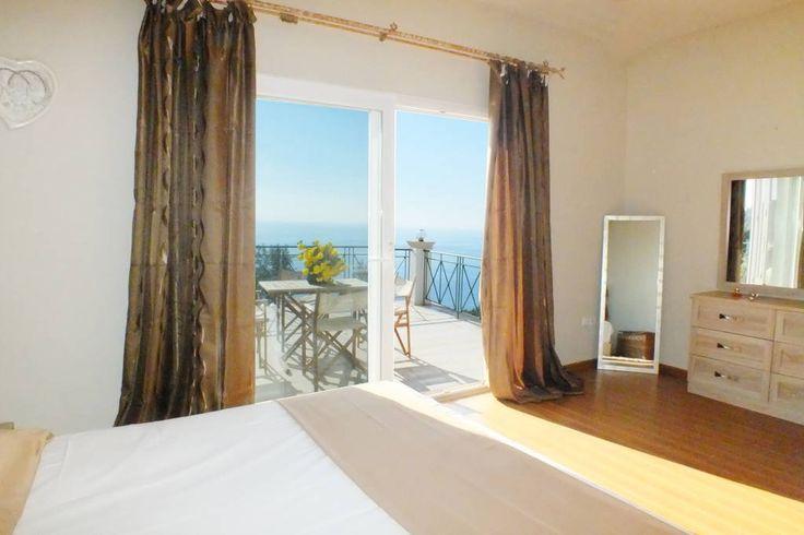Δείτε αυτήν την υπέροχη καταχώρηση στην Airbnb: Villa Vardia with uniterrupted SV - Βίλες προς ενοικίαση στην/στο Agios Gordios