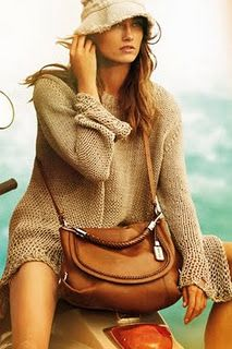 Michael Kors ~~  Want the bag and the sweater!