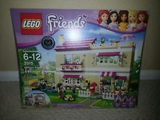 LEGO 3315 - FRIENDS - Olivia's House - NEW IN BOX