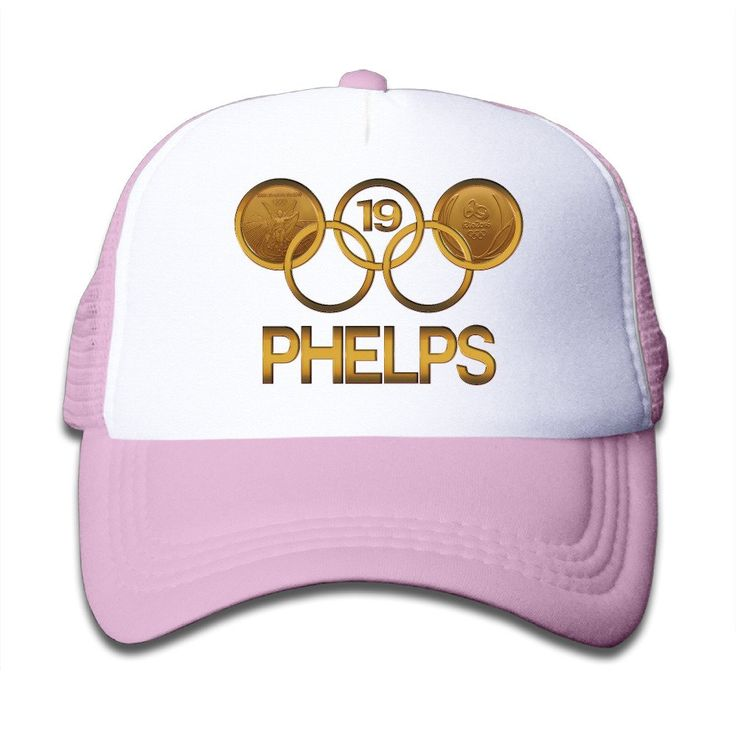 YYRBY Kid's Boy Girl Michael Phelps Swimming Rio Olympics 2016 Adjustable Hats. Fabric:35% Cotton+65% Nylon. Size:high:9cm Brim:6cm. Washing By Hand And Less. For The Crowd:Kid(under 13 Years Old. The Hat Can Be Worn By Front, Behind Orsideling,all Playful And Cute.