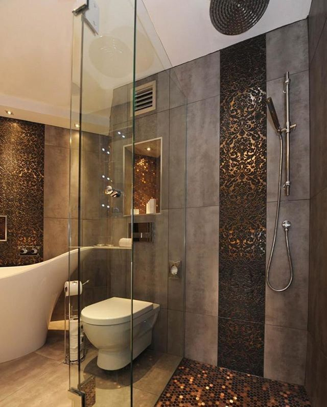 One of the divisions that I like most is the bathroom.. and this is one I would do anything my bathroom design just like this one!  #bathroomdesign #interiordesign #interiordesigninspiration