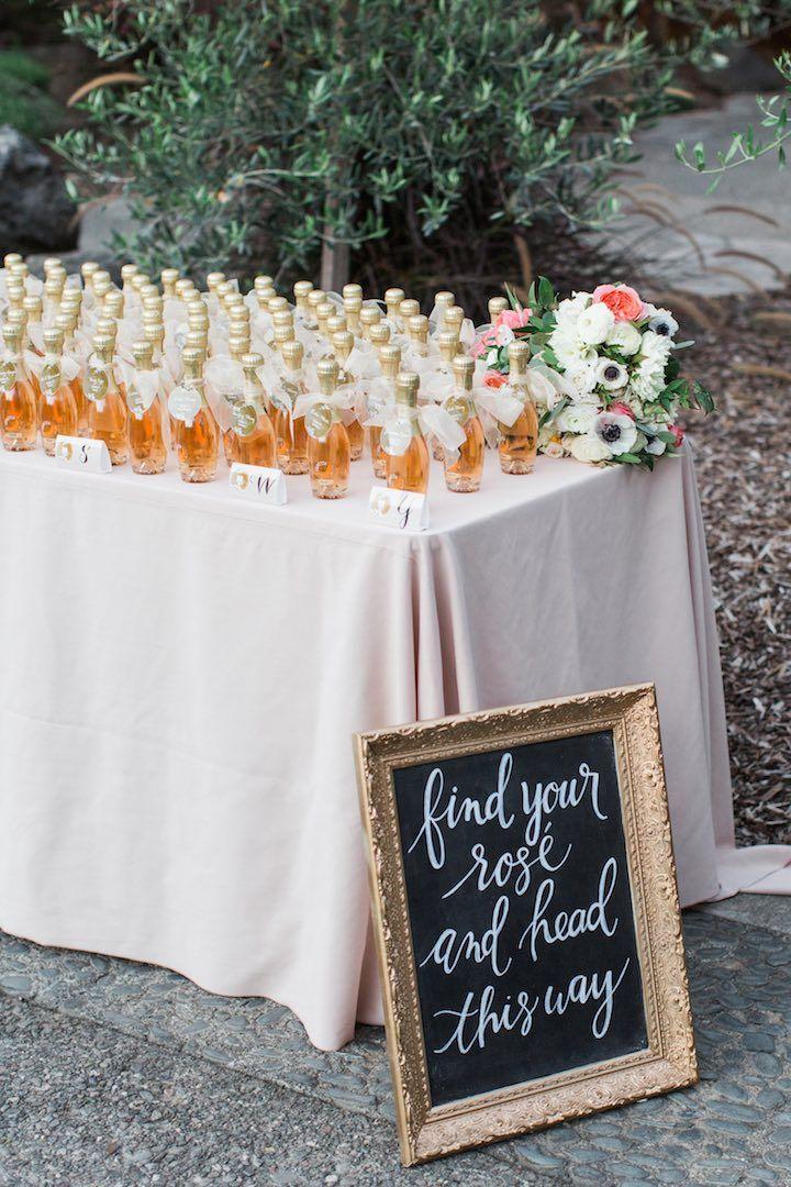 wedding favors ideas do it yourself%0A A Picturesque September Napa Wedding