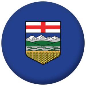 Alberta Province Flag