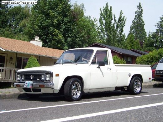 Mazda Rotary Pickup | 1977 Mazda Pickup REPU For Sale | Damascus Oregon