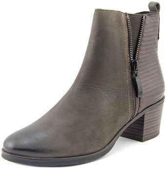 Gerry Weber Casey 01 Women Round Toe Leather Ankle Boot.