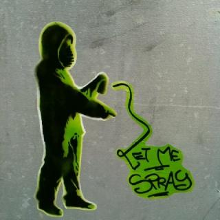 Let me spray