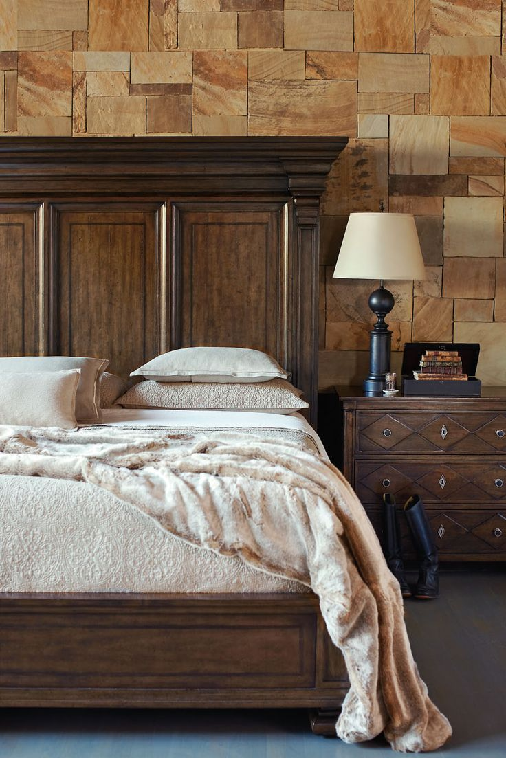 Lovely Panel Beds   Colorado Style Home Furnishings   Denver Colorado Furniture
