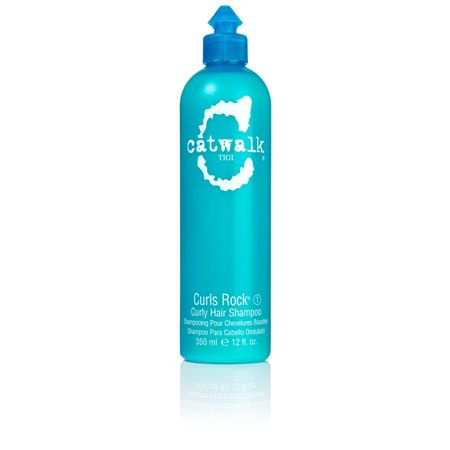 Catwalk Hair Products | Tigi - Catwalk Tigi Catwalk Curls Rock Curly Hair Shampoo - 350ml Love ...