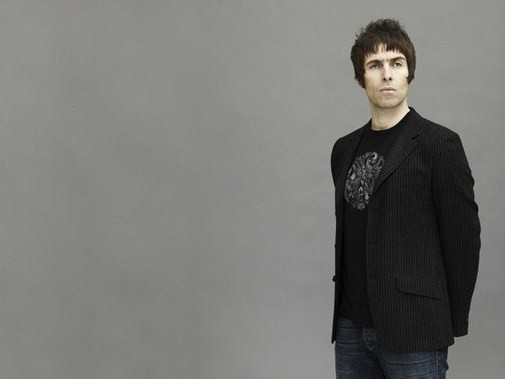 Liam Gallagher. Pretty Green. 1
