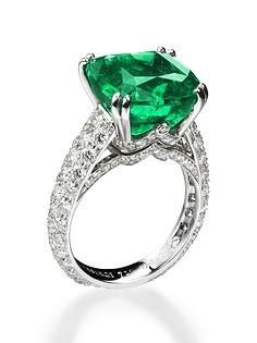 Green Engagement Rings Jewelry Www Finditforweddings