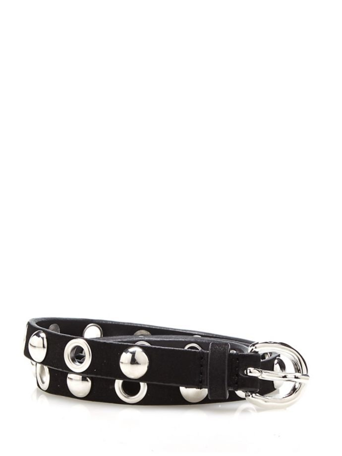 EUR49.90$  Buy here - http://vidvu.justgood.pw/vig/item.php?t=w53p40x31278 - BELT WITH STUDS AND HOLES EUR49.90$