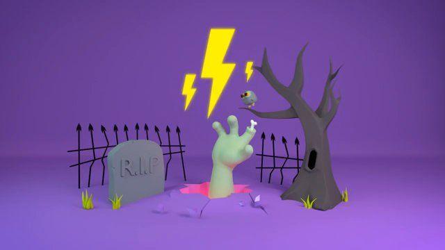 """Video """"4 FINGERS TV """" para THE DRASIK STUDIO    Animación 3D , Diseño y Modelado:  Adrián Andújar   www.adrianandujar.com Dirección de arte : The Drasik Studio  www.drasik.com"""