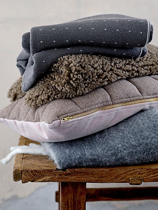 Bloomingville textiles