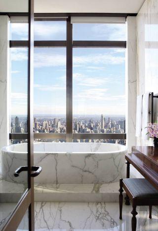 Contemporary Bathroom By Aparicio + Associates In New York City