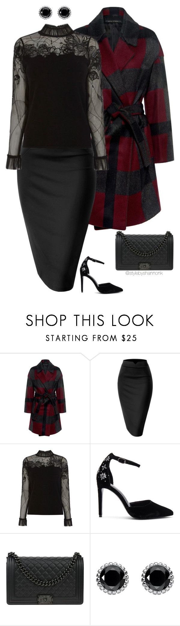 """""""Women's Fashion"""" by stylebyshannonk on Polyvore featuring Mother of Pearl, Rachel Zoe, Chanel and Thomas Sabo"""
