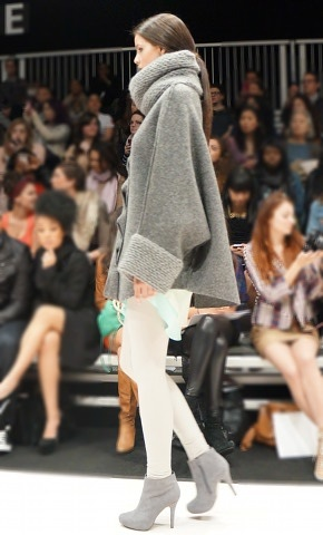 Modern nomad collection by Melissa Nepton at Toronto Fashion Week