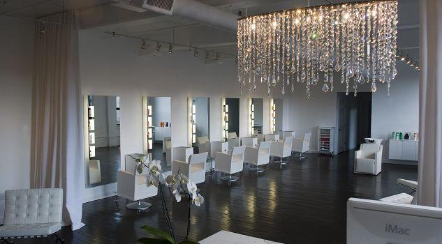 Upscale Hair Salon Salon Nina Raffaella Is An Upscale