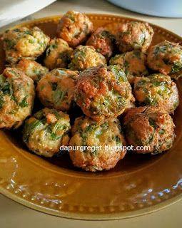 Dapur Greget: Resep Spinach Balls