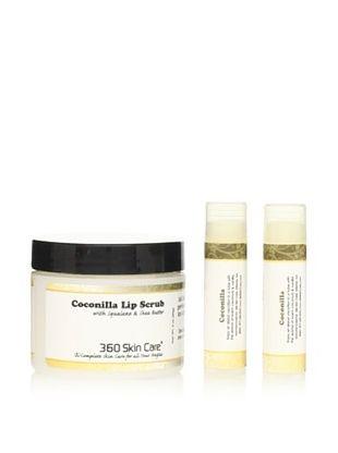 360 Skin Care Coconilla Lip Therapy 3-Piece Set