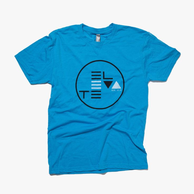 Steubenville Conference ELEVATE Theme T-Shirt