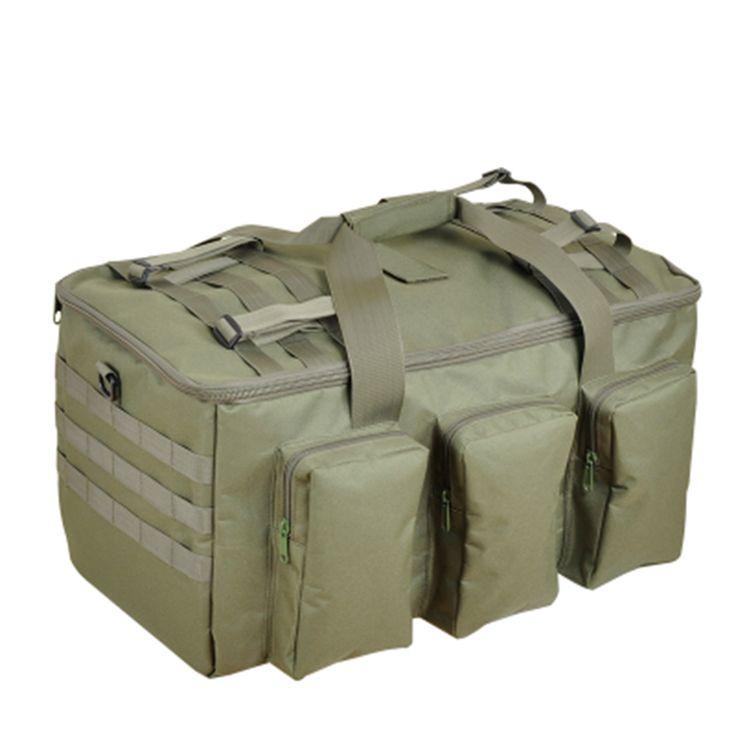 55L Hot Military Tactical Backpack Hiking Camping Shoulder Bag Men's Hiking Rucksack Back Pack Mochila Outdoor Bags #Affiliate