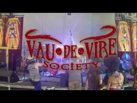 The Vau de Vire Society's Big Top - Symbiosis 2012 - YouTube