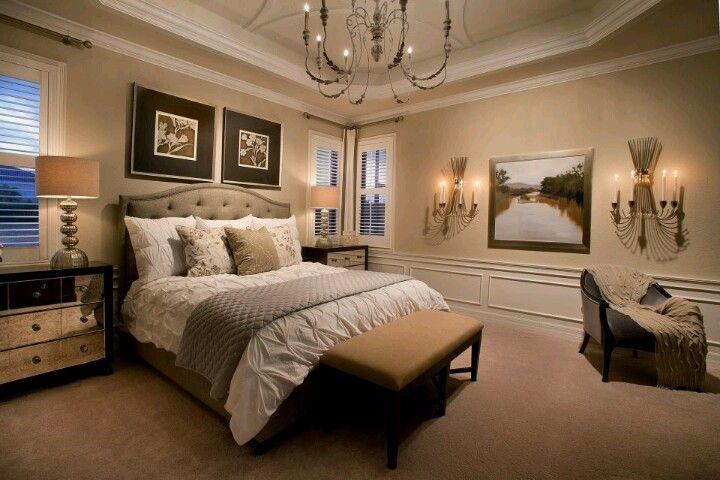 Elegant Master Bedroom Designs: Elegant Master Bedroom