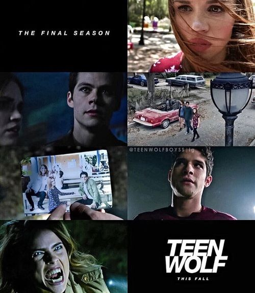 Final season of Teen Wolf | teen wolf image #TeenWolf #Season6 #SeriesFinale