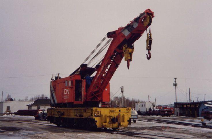 history canadian national railway company